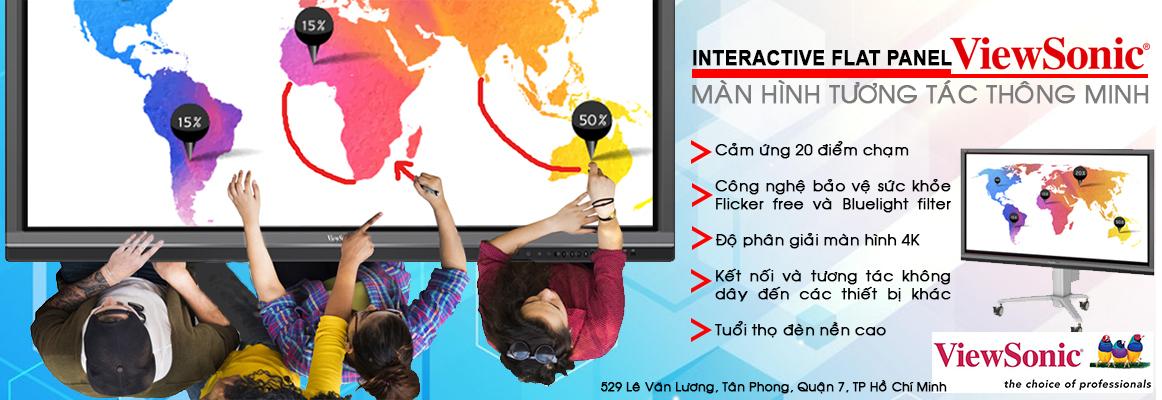 Màn Hình tương tác ViewSonic