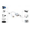 Đầu chuyển đổi HDMI to VGA - Audio