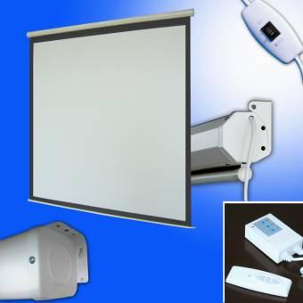 Màn chiếu điện Dalite 400 inch