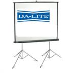Màn chiếu chân di động Dalite 150 inch