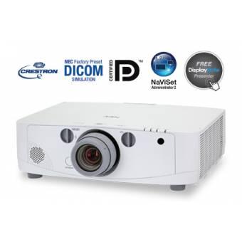 Máy chiếu NEC PA672WG